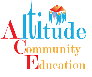 Altitude Community Education Logo